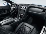 Bentley Continental GT Speed 2012–14 photos