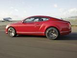 Bentley Continental GT V8 UK-spec 2012 photos