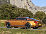 Bentley Continental GT V8 2012 pictures