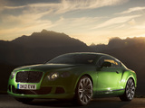 Bentley Continental GT Speed 2012–14 pictures