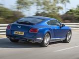 Bentley Continental GT Speed 2012–14 pictures