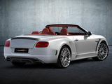Mansory Bentley Continental GTC 2012 wallpapers