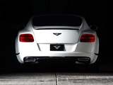 Vorsteiner BR-10 Continental Coupe 2012 wallpapers