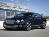 Bentley Continental GT Speed Le Mans Edition 2013 images