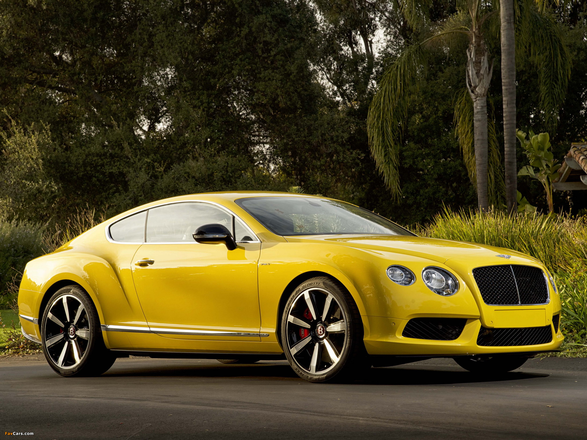 Bentley Continental GT V8 S Coupe 2013 images (2048 x 1536)