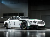 Bentley Continental GT3 2013 images