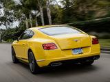 Bentley Continental GT V8 S Coupe 2013 photos