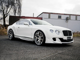 DMC Bentley Continental GTC Duro 2013 photos