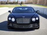 Bentley Continental GT Speed Le Mans Edition 2013 photos