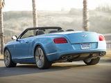 Bentley Continental GT V8 S Convertible 2013 photos