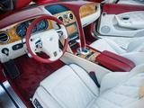 Bentley Continental GT Speed Convertible 2013–14 pictures