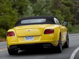 Bentley Continental GT V8 S Convertible 2013 wallpapers