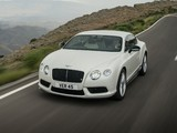 Bentley Continental GT V8 S Coupe 2013 wallpapers