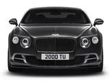 Bentley Continental GT Speed 2014 photos