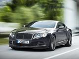Bentley Continental GT Speed 2014 pictures