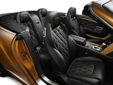 Bentley Continental GT Speed Convertible 2014 wallpapers