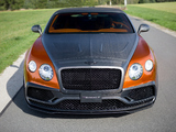 Mansory Bentley Continental GTC 2015 wallpapers