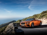 Bentley Continental Supersports Convertible 2017 photos