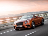 Bentley Continental Supersports Convertible 2017 pictures