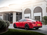 Bentley Continental Supersports 2017 wallpapers