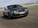 Bentley Continental Supersports 2009–11 images