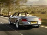 Bentley Continental GTC 2011 images