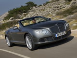 Bentley Continental GTC 2011 photos