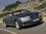 Bentley Continental GTC 2011 photos