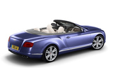 Bentley Continental GTC V8 2012 wallpapers