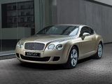 Images of Bentley Continental GT 2007–11