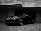 Images of Project Kahn Bentley Continental GTS Black Edition 2008
