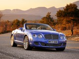 Images of Bentley Continental GTC Speed 2009–11