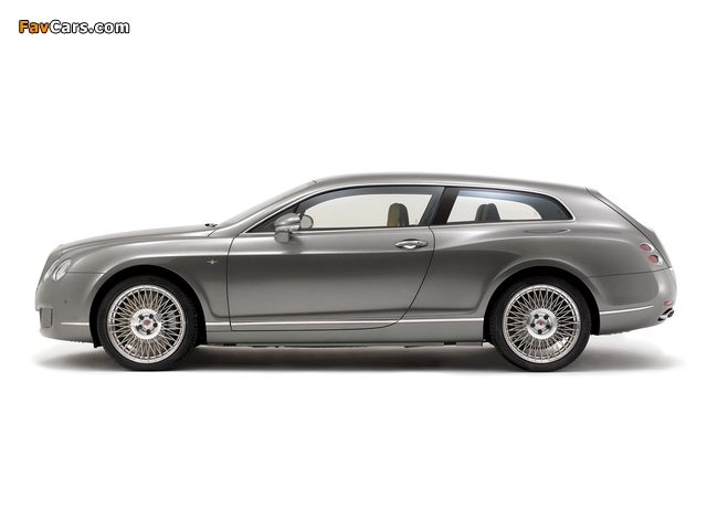 Images of Bentley Continental Flying Star 2010–11 (640 x 480)