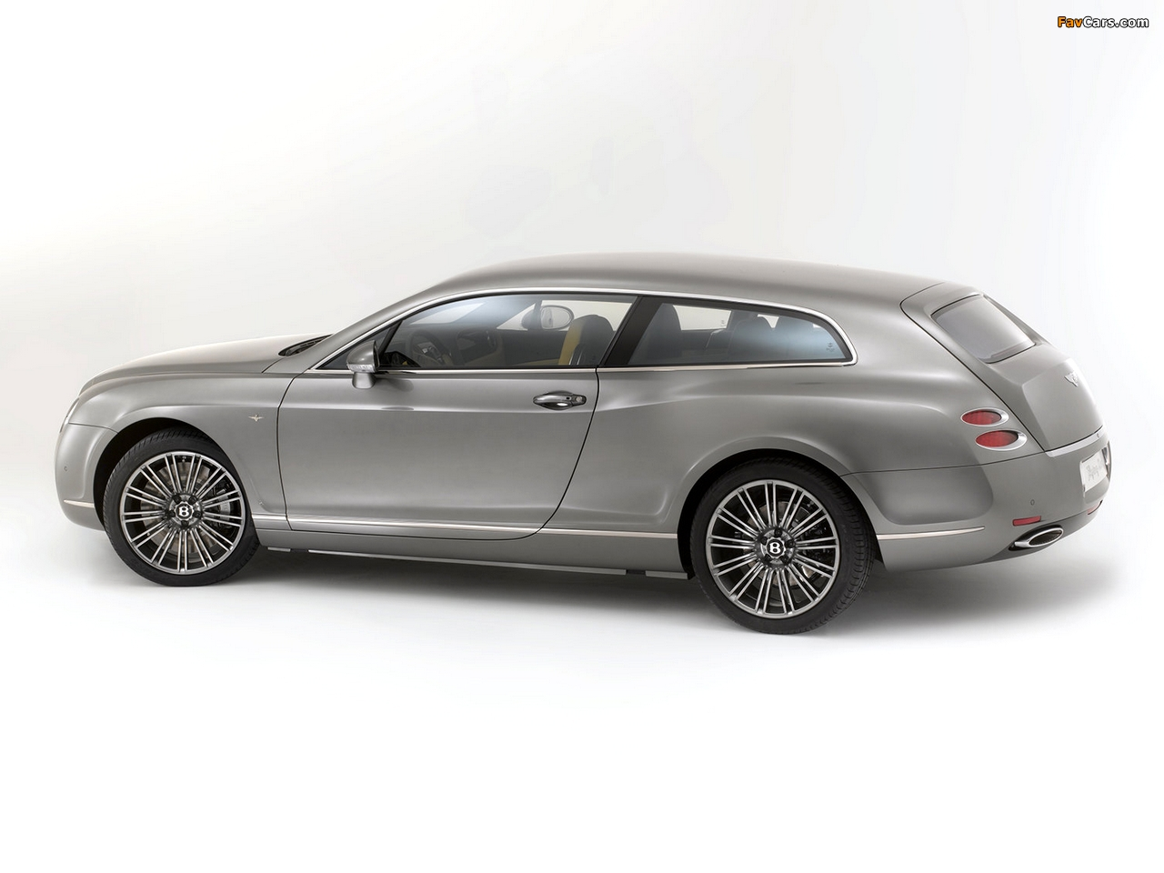 Images of Bentley Continental Flying Star 2010–11 (1280 x 960)