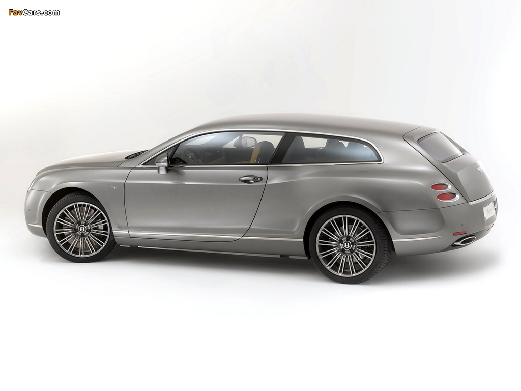 Images of Bentley Continental Flying Star 2010–11 (1024 x 768)