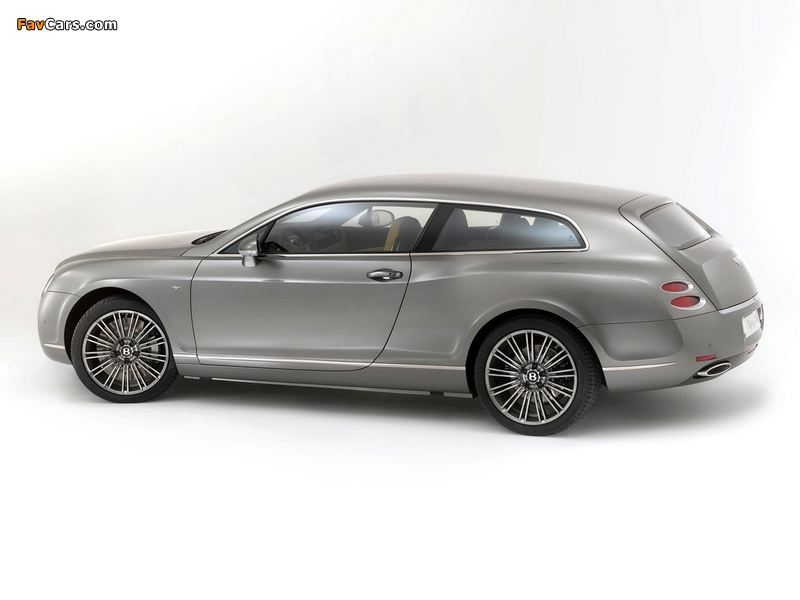 Images of Bentley Continental Flying Star 2010–11 (800 x 600)