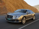 Images of Bentley Continental GT 2011