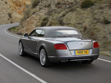 Images of Bentley Continental GTC 2011
