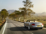 Images of Bentley Continental GT Convertible 2011–15