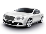 Images of Bentley Continental GT Mulliner Styling Spec 2011