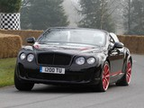 Images of Bentley Continental Supersports ISR Mulliner Package Convertible 2011
