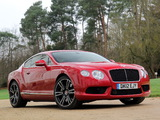 Images of Bentley Continental GT V8 2012