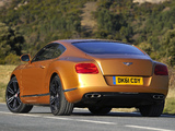 Images of Bentley Continental GT V8 2012