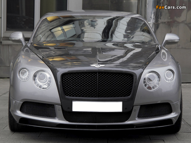 Images of Anderson Germany Bentley GT Carbon Edition 2013 (640 x 480)