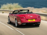 Images of Bentley Continental GT V8 S Convertible 2013