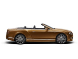 Images of Bentley Continental GT Speed Convertible 2014