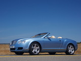Images of Bentley Continental GTC 2006–08