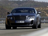 Images of Bentley Continental Supersports 2009–11