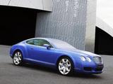 Photos of Bentley Continental GT Mulliner Driving Spec 2003–07