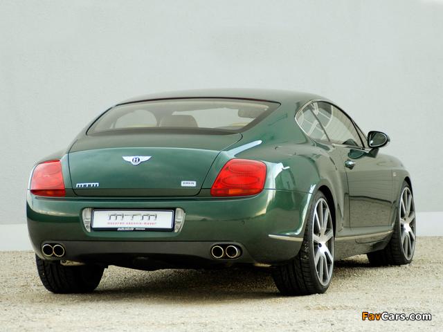 Photos of MTM Bentley Continental GT Birkin Edition 2006 (640 x 480)